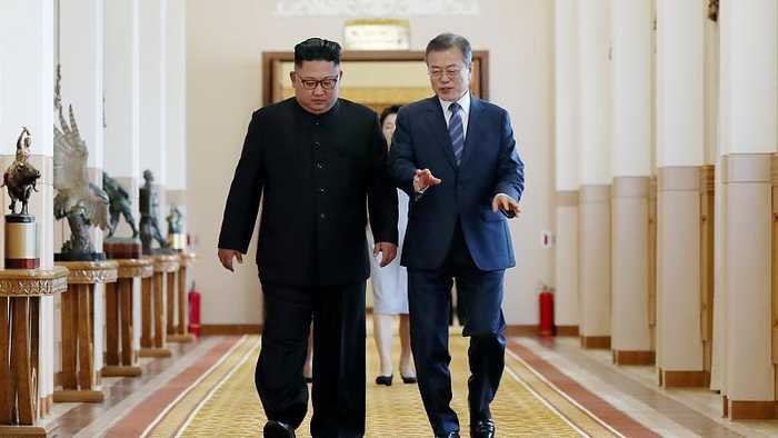"West ""cannot stand aside"" on human rights in North Korea"