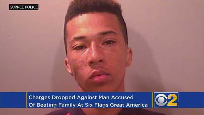 Charges Dropped Against Suspect In Brutal Beating Of Family At Six Flags Great America 'Fright Fest'
