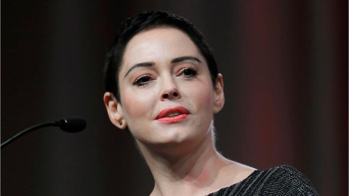 Rose Mcgowan Issues Apology To Asia Argento - One News Page Video-1412