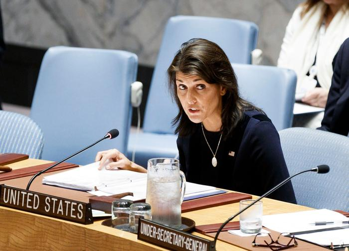UN Ambassador Nikki Haley Resigns - One News Page VIDEO