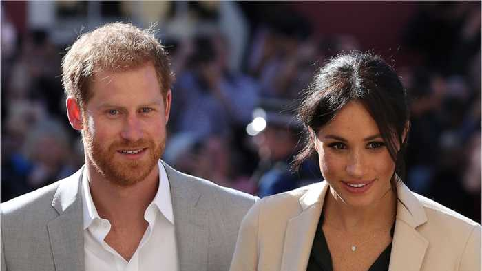 Prince Harry & Meghan Markle Are Expecting Their First Child!