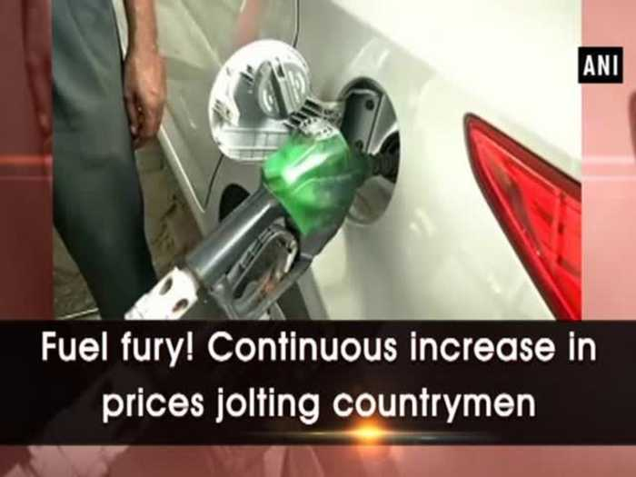Furl fury! Continuous increase in prices jolting countrymen