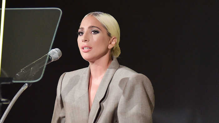 Lady Gaga Opens Up About Sexual Assault And Mental Health