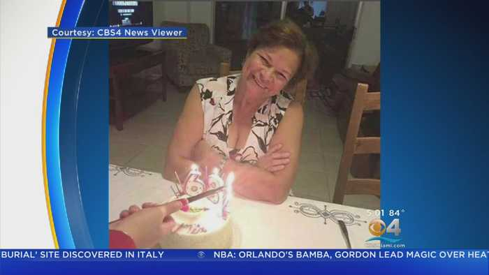 Woman Murdered, Body Burned In SW Dade