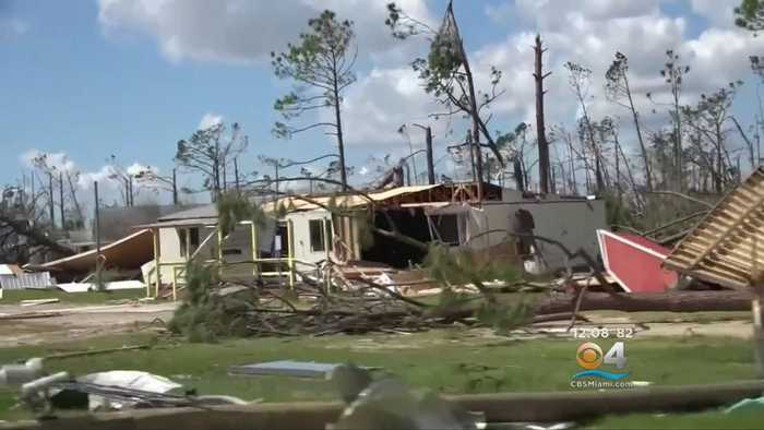 Hurricane Michael: One Week Later