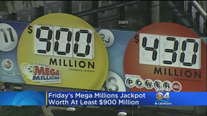 Powerball Jackpot Climbs To $430 Million