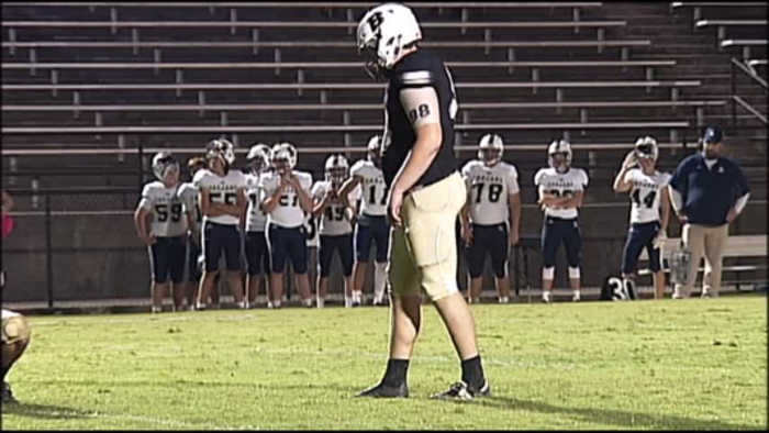 Bradley Central's Big Kicker