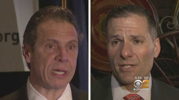 Proposed Cuomo, Molinaro Debate Up In The Air
