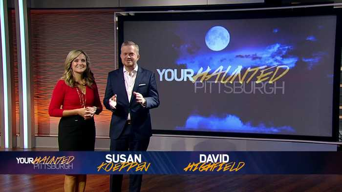 Your Haunted Pittsburgh: 10/19/18