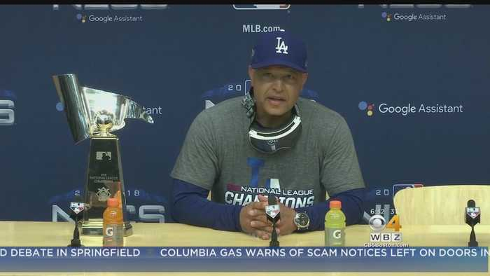 Dave Roberts Returning To Fenway As Dodgers Manager