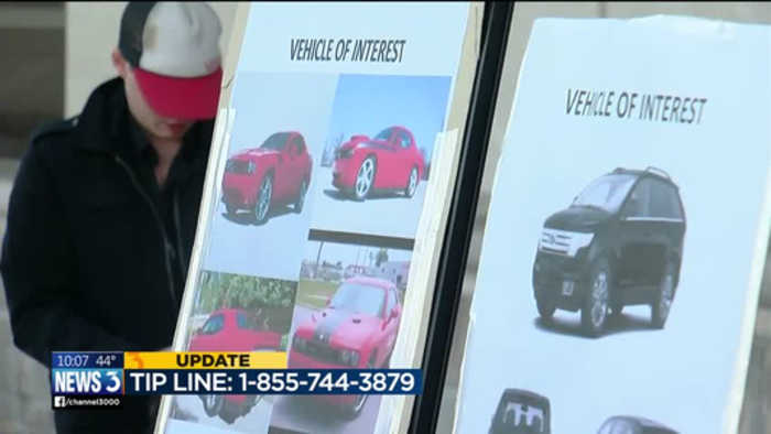 Authorities look for info on vehicles of interest in Jayme Closs disappearance