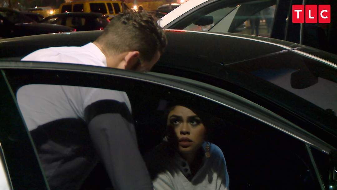 '90 Day Fiance': Fernanda and Jon Fight After The Club