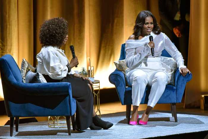 Our Favorite Moments From Michelle Obama's Memoir