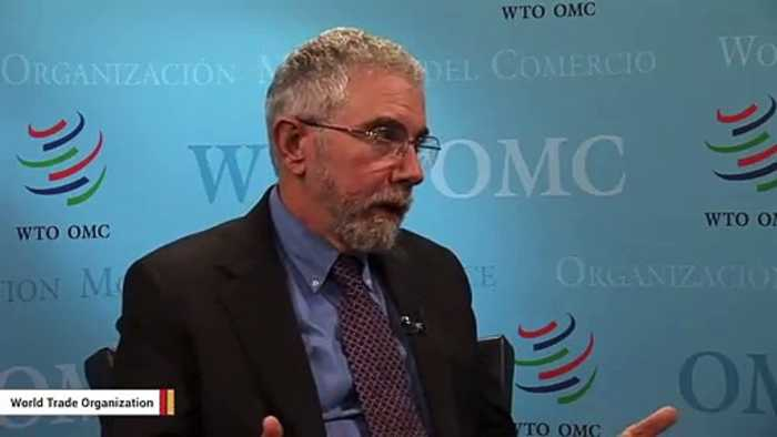 Paul Krugman Says US, Russia And Saudi Arabia Represent 'A New Axis Of Evil'