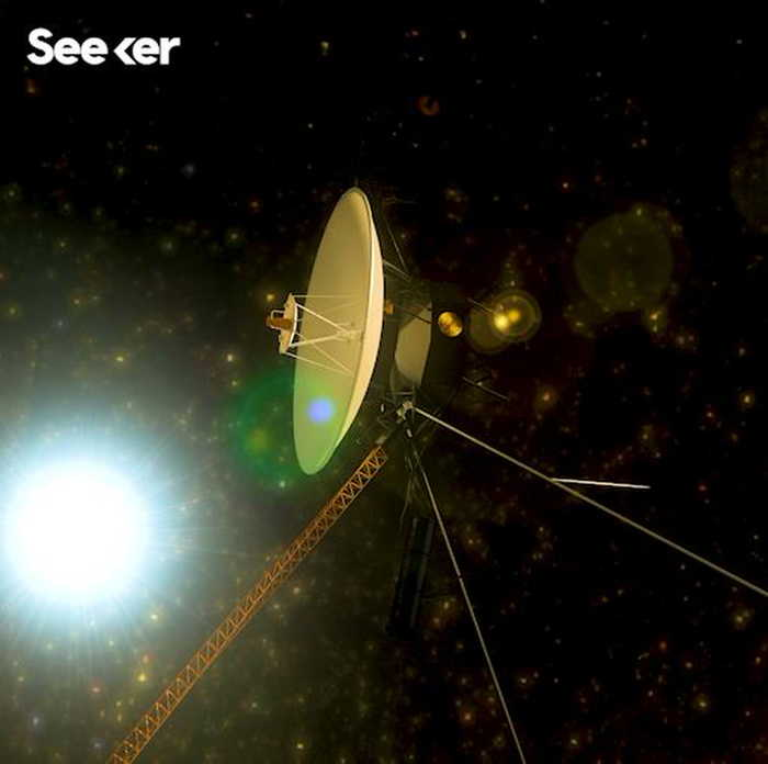 NASA's Voyager 2 Is the 2nd Human-Made Object to Reach Interstellar Space