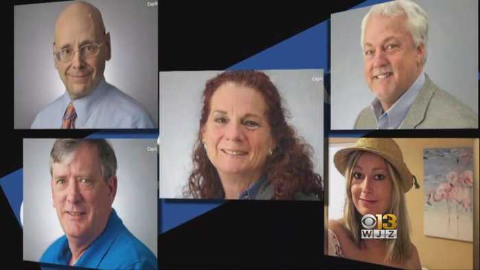 Capital Gazette Shooting Victims Included In TIME Magazine's 'Person of the Year' Honorees