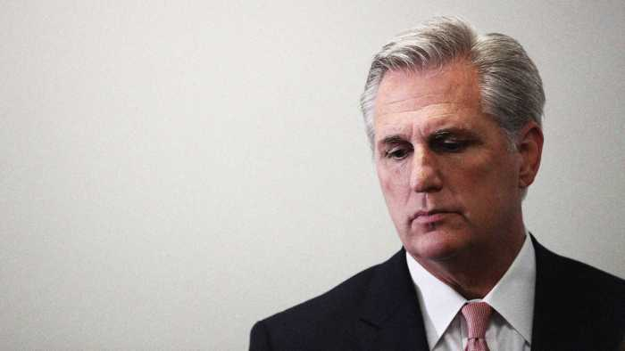 Who Is Kevin McCarthy? Narrated by Michael Wolf
