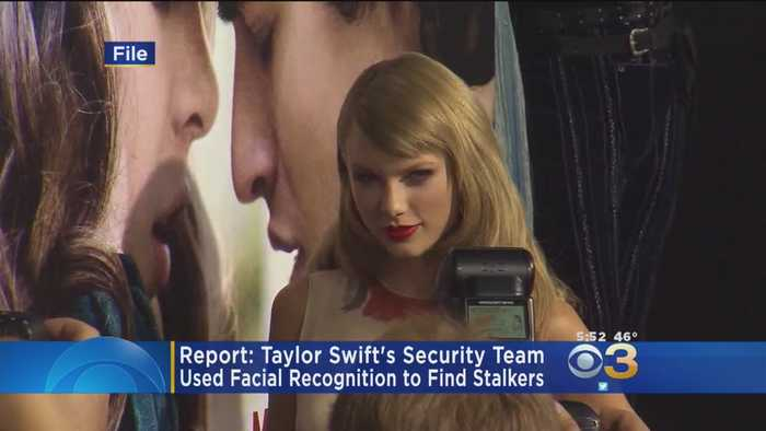 Taylor Swift Reportedly Used Facial Recognition Camera To Identify Stalkers At Concert