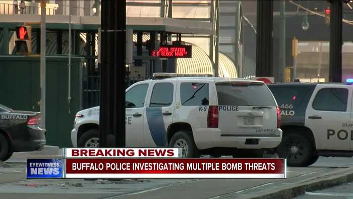 Police investigating multiple bomb threats across WNY