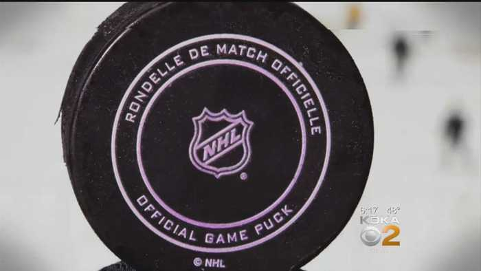 PPG Working With Penguins, NHL To Develop Color-Changing Coating For Pucks