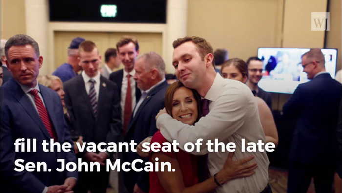 John McCain's Family Takes a Shot at Likely Replacement for His Senate Seat
