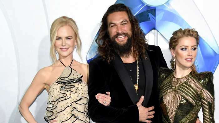'Aquaman' Early Release Does Exceptionally Well