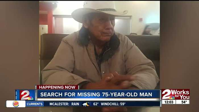 Search continues Tuesday for Wesley Stillsmoking, who has been missing since October