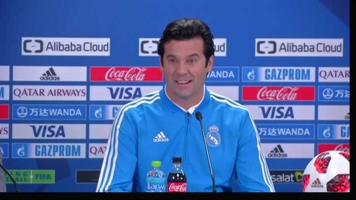 Real Madrid boss Solari dismisses Mourinho link ahead of Club World Cup campaign