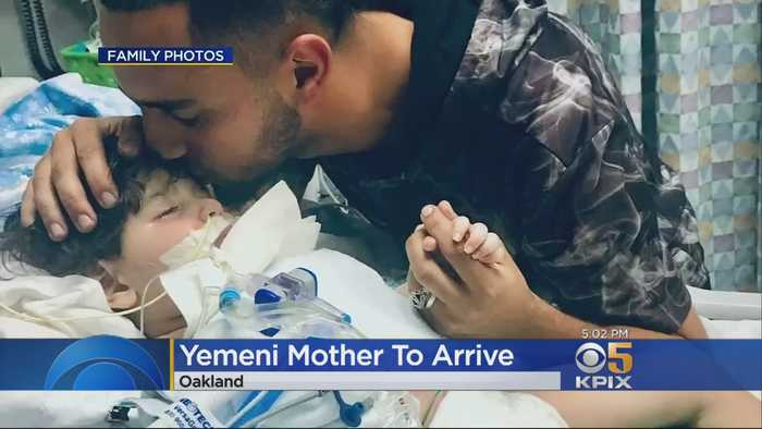 Yemeni Mother To Arrive In U.S., Visit Dying Son After Gaining Visa