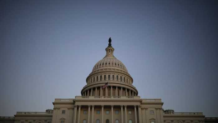 Senate Passes Stopgap Spending Bill