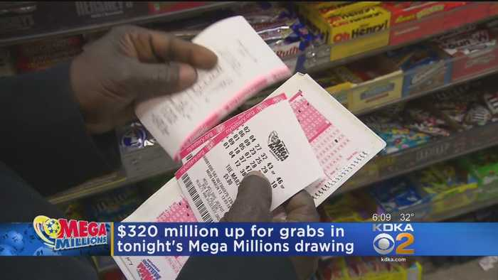 Mega Millions Christmas Jackpot Tops $320 Million, Powerball Hits $294 Million