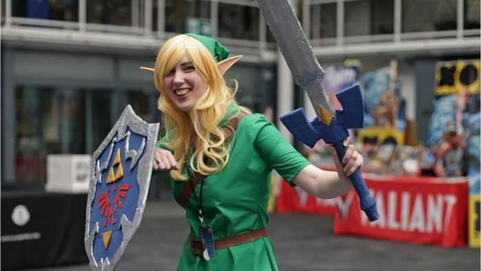 'Legend Of Zelda Ocarina Of Time' Recreated By Fan!