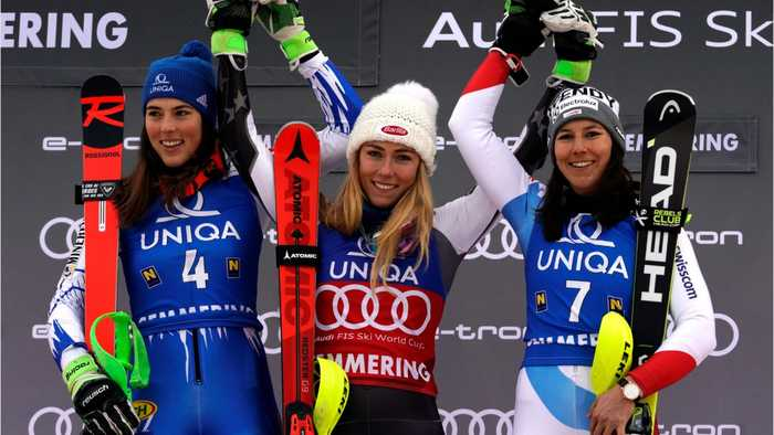 Mikaela Shiffrin Sets More Records
