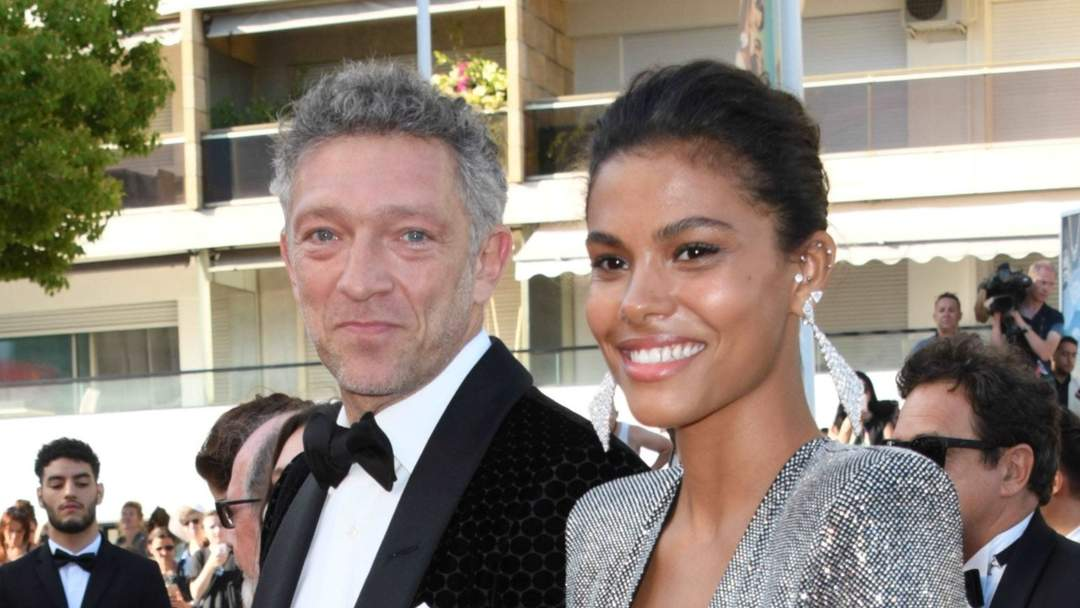 Actor Vincent Cassel, Model Tina Kunakey - One News Page VIDEO