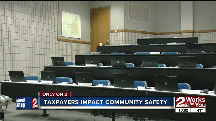 Renovations to Tulsa Police Academy halfway complete