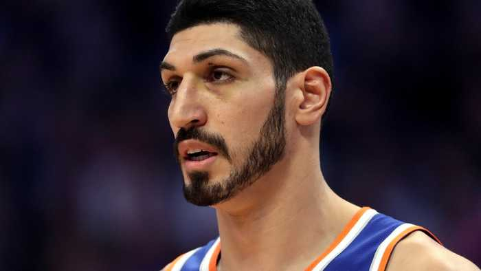 New York Knicks' Enes Kanter Will Skip London Trip Because Of 'Lunatic' Turkish President