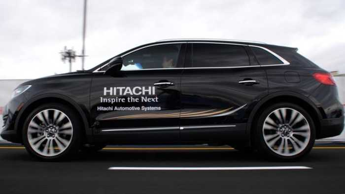 CES 2019: Hitachi car-summoning tech can think on its toes