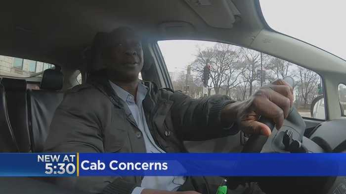 Chicago Taxi Drivers On Alert Following Three Armed Robberies