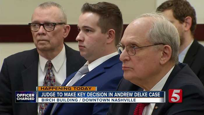 Nashville police shooting: Judge to decide if case goes to grand jury