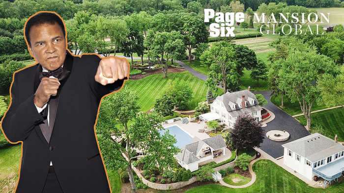 Muhammad Ali's knockout home sells for $2.5 million
