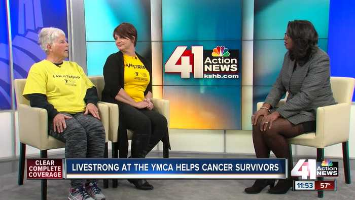 Livestrong at the YMCA helps cancer survivors