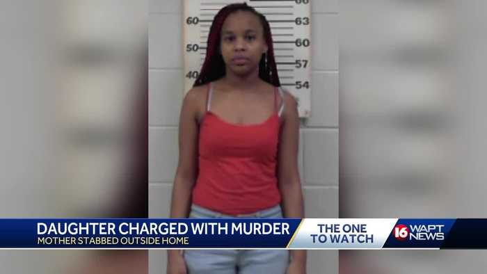 14 year old girl charged with murder in mother's death