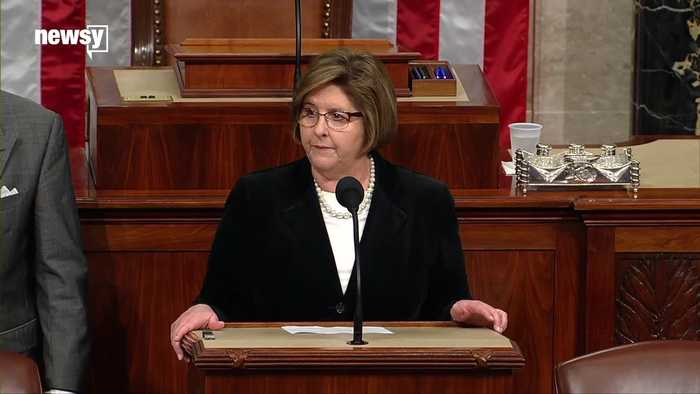 Congress Kicks Off New Session; House Elects Pelosi Speaker