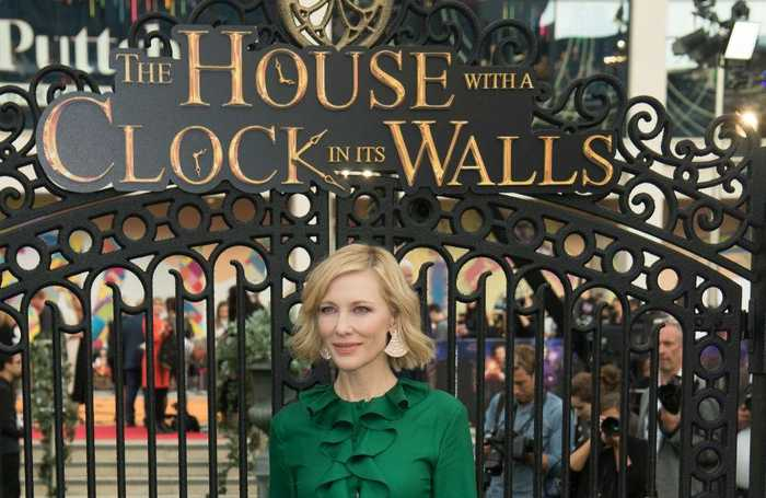 Cate Blanchett reveals hopes for new play