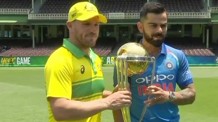 Virat Kohli made it clear that the teams focus is to prepare for the World Cup| OneIndia News