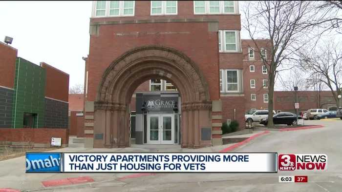 Victory Apartments expanding to house more veterans
