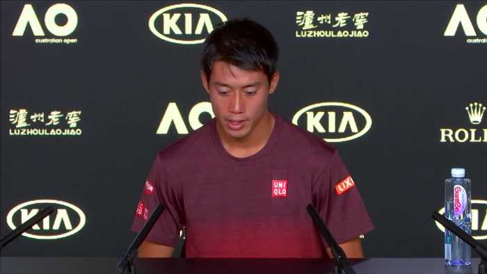 Nishikori hopes to reach Australian Open semi-finals