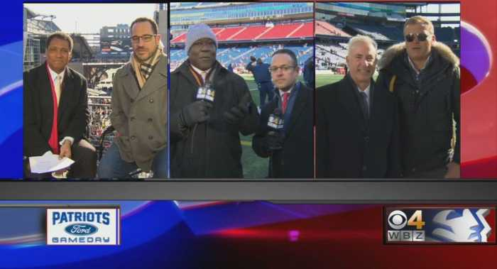 Patriots GameDay: WBZ Sports Team Makes Their Pats-Chargers Divisional Round Predictions