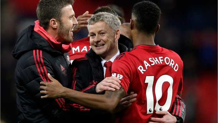Manchester United Can't Stop Winning