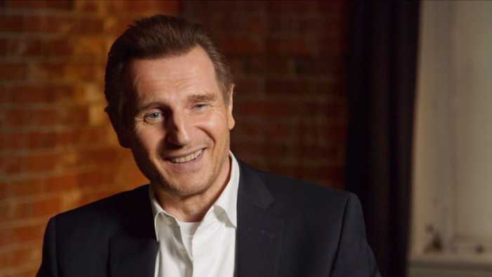 Liam Neeson Is In A Movie With His Real Life Son